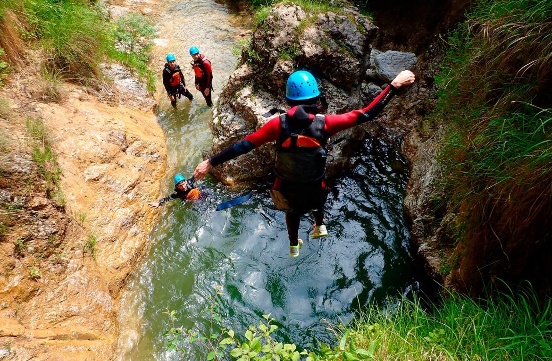 Rafting y Barranquismo Granda